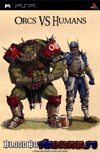 Blood Bowl (PSP)