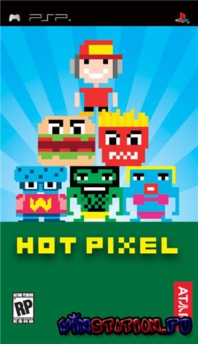 Hot Pixel (PSP)
