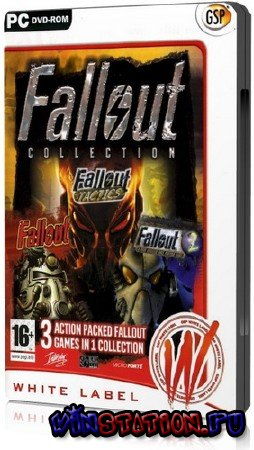 Скачать Fallout Collection (PC) бесплатно