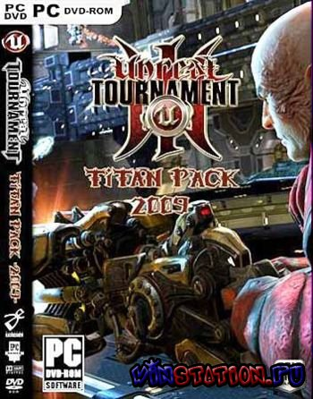 Unreal Tournament 3: Titan Pack (PC)