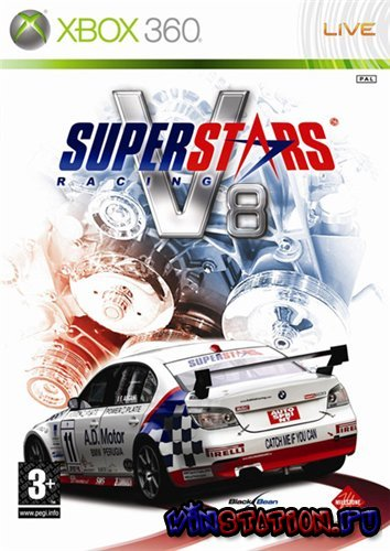 Superstars V8 Racing (Xbox360)