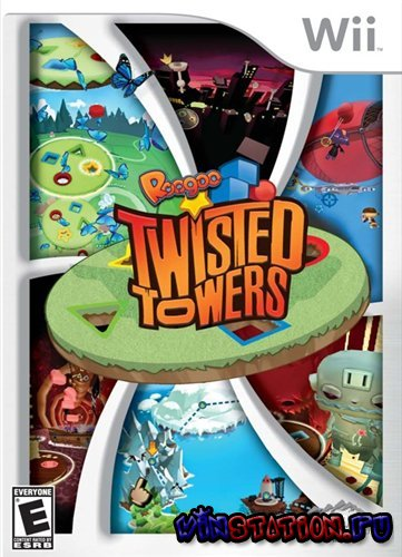Roogoo: Twisted Towers (Wii)