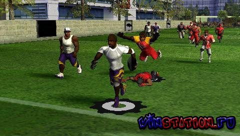 NFL Street 2: Unleashed (PSP)