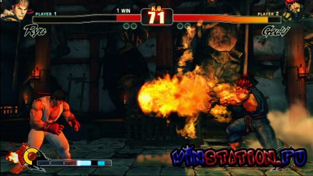 Street Fighter IV (PC/MultiI7)