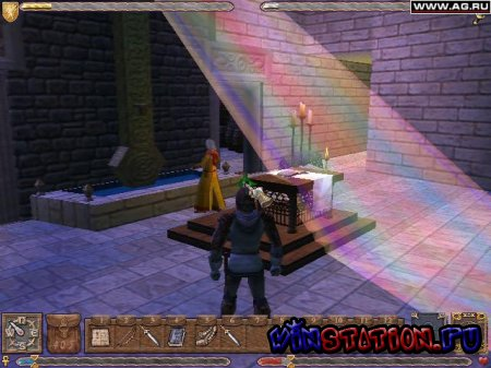 Ultima 9: Ascension (PC)