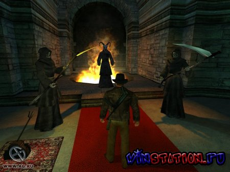 Indiana Jones & The Emperor's Tomb v.1.01 (PC)