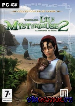Скачать Return to Mysterious Island 2: Mina's Fate (PC) бесплатно