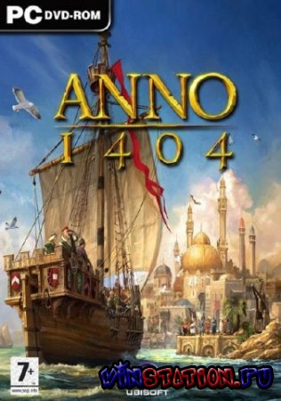 ������� ANNO 1404: Dawn of Discovery (PC/Repack) ���������