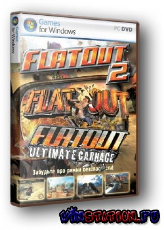 ������� FlatOut Collection Edition (PC/Repack) ���������