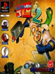 EarthWorm Jim 2 (PS1/RUS)