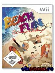 Beach Fun Summer Challenge
