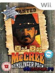 Mad Dog McCree Gunslinger Pack (Wii)