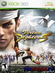 Virtua Fighter 5 (Xbox360)