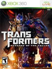 Transformers: Revenge of the Fallen (Xbox360)