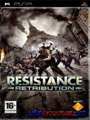 Resistance: Retribution (PSP/RePack)