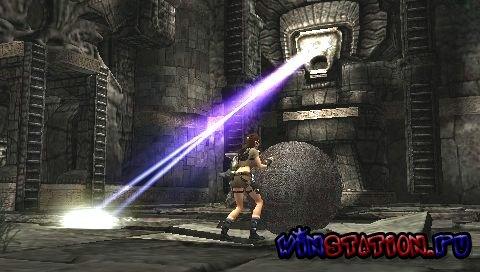 —качать игру Tomb Raider: Legend (PSP)