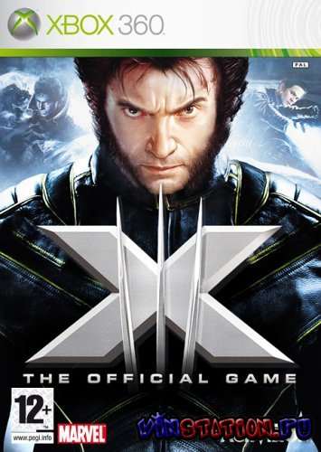 X-Men: The Official Game (Xbox360)