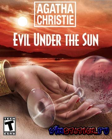 —качать Agatha Christie: Evil Under The Sun (PC) бесплатно