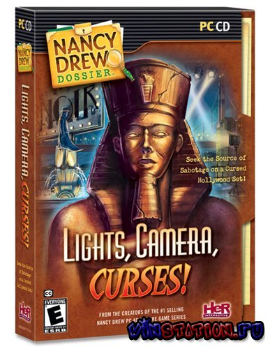 Nancy Drew Dossier: Lights, Camera, Curses! (PC)