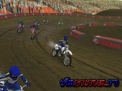 ������� Yamaha Supercross 1.0 (PC) ���������