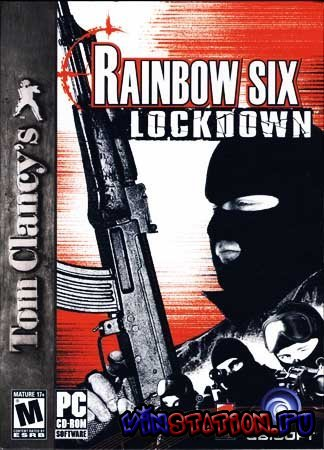 Скачать Tom Clancy's Rainbow Six: Lockdown (PC) бесплатно