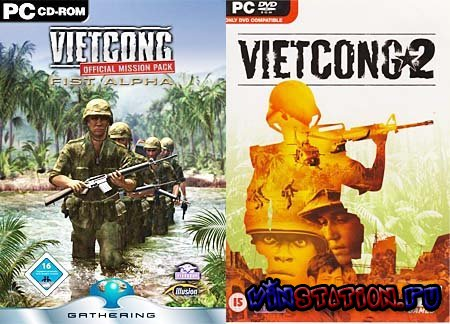 Скачать Vietcong: Fist Alpha / Vietcong 2 (PC) бесплатно