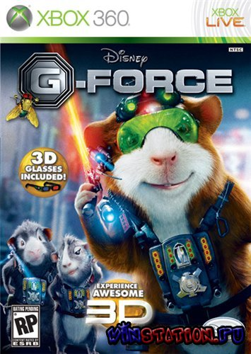 G-Force (Xbox360)