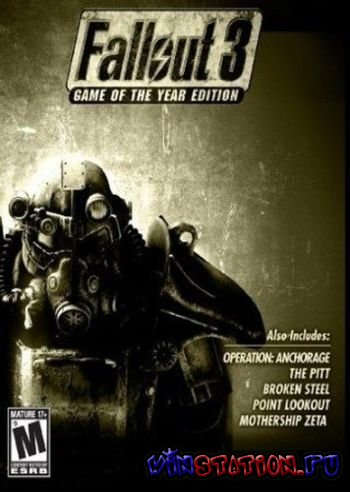 ������� Fallout 3 Game of theYear Edition (PC) ���������