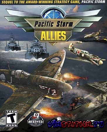 Скачать Pacific Storm: Allies (PC) бесплатно
