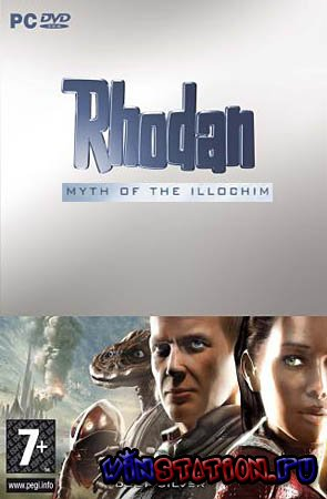 Скачать Rhodan: Myth of the Illochim (PC) бесплатно