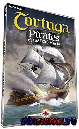 Скачать Tortuga: Pirates of the New World (PC) бесплатно
