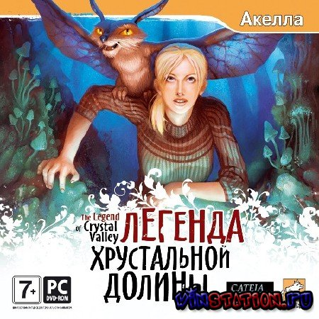 Скачать The Legend of Crystal Valley (PC) бесплатно