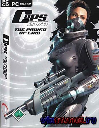 Скачать COPS 2170: The Power of Law (PC) бесплатно