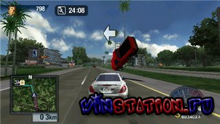 ������� ���� Test Drive Unlimited (PSP)