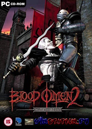 Скачать Legacy of Kain. Blood Omen 2 (PC) бесплатно