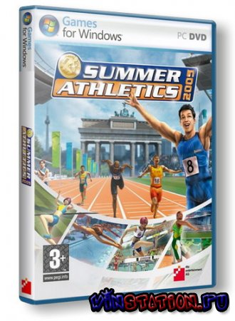 Скачать Summer Athletics 2009 (PC/RePack) бесплатно