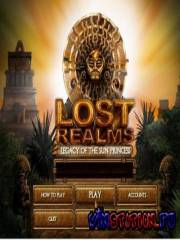 Lost Realms - Legacy of the Sun Princess (PC)