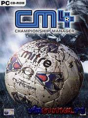 Championship Manager 4 (PC)