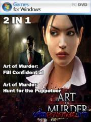������ ��� ��������� /Art of Murder (2in1) (PC/RePack)