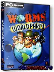 Worms: ћирова¤ вечеринка / Worms World Party (PC)