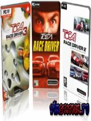 Антология ToCA Race Driver (PC/RePack)