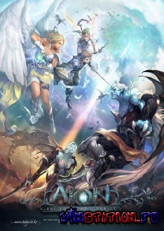 Скачать Aion: Tower of Eternity (PC/RUS) бесплатно