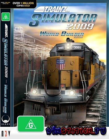 Скачать Trainz Railroad Simulator 2009 World Builder Edition (PC) бесплатно