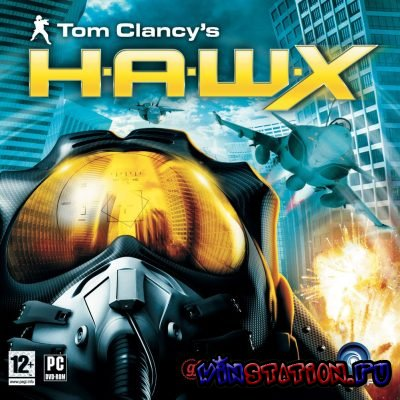Скачать Tom Clancy's H.A.W.X. (PC/RUS/RePack) бесплатно