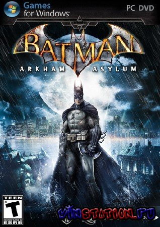 Скачать Batman: Arkham Asylum (PC/RePack) бесплатно