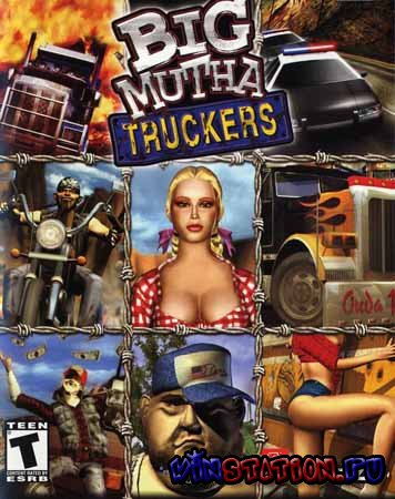 Скачать Big Mutha Truckers (PC) бесплатно