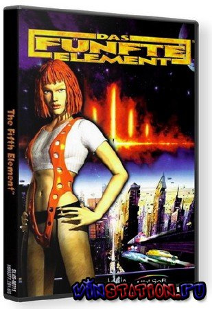 Скачать The Fifth Element / Пятый элемент (1998/PC/RUS) бесплатно