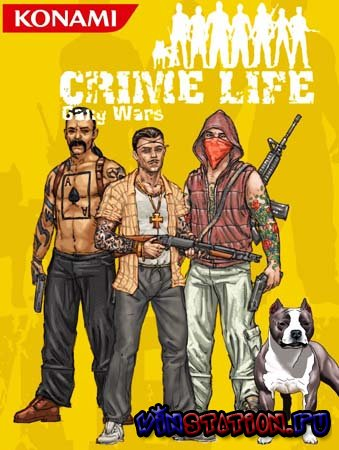 Скачать Crime Life Gang Wars (PC) бесплатно