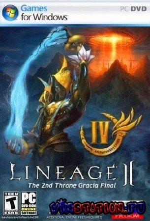 Скачать Lineage II The 2nd Throne - Gracia Final (01.09.09) (PC/RUS) бесплатно