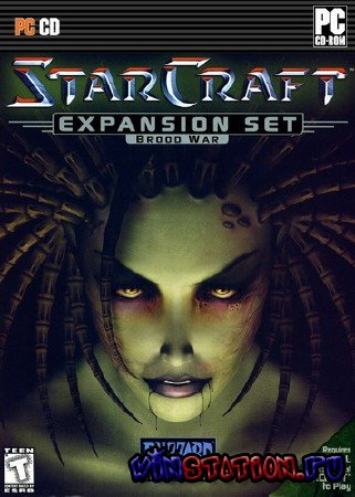 Скачать Starcraft: Brood War (PC/RUS) бесплатно